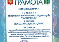 День Защитника Отечества МО Комсомольск-на-Амуре 2021