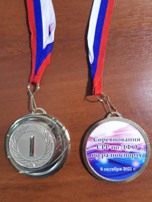 Чемпионат КВ и соревнования СРР по ДФО 2021